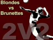 2×2 Meilleur De Volley-Ball