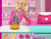 Barbie Boutique Hamburger Aventure
