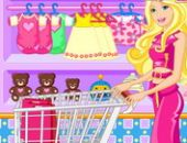 Barbie Shopping Bébé