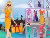 Barbie visites de Londres