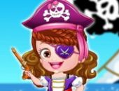 Bébé Hazel Pirates Habillage