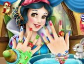 Blanche-Neige Ongles