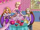 Demoiselles D'Honneur Magic Tea Party