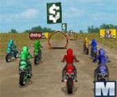 Dirtbike De course