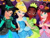 Disney Princesse D'Halloween