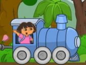 Dora Train Express Plaisir