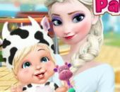 Elsa Parent Enfant