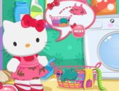 Hello Kitty Jour De Lessive