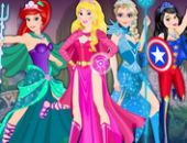 La Princesse Superteam