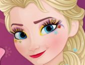 Super Maintenant Et Puis Elsa Maquillage