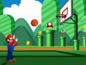 Super Mario De basket-ball
