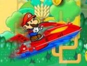 Mario Plus Rapide De La Jungle Jet Temps