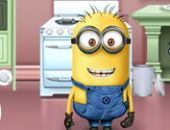 Minion Cuisine Maquillage