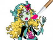Monster High À Colorier