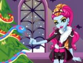Monster High Gigi Subvention De Habillage