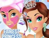 Plus Belle Princesse Makeover