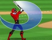 Power Rangers De Baseball