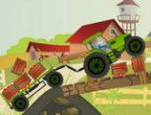Rapide Agriculteur Teds Tracteur Rush