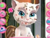 Talking Angela Grande Cure De Jouvence