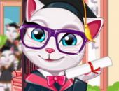 Talking Angela Obtention Du Diplôme De Maquillage