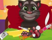 Talking Tom Seule La Chirurgie