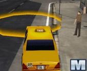 Taxi de New York Licence 3D