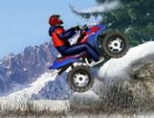 Super Vitesse De Neige ATV
